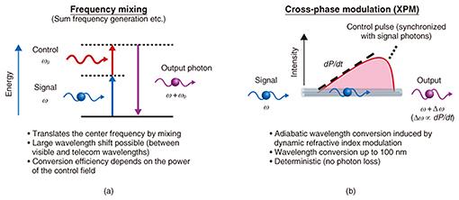 Lossless Wavelength Conversion of Single Photons | NTT